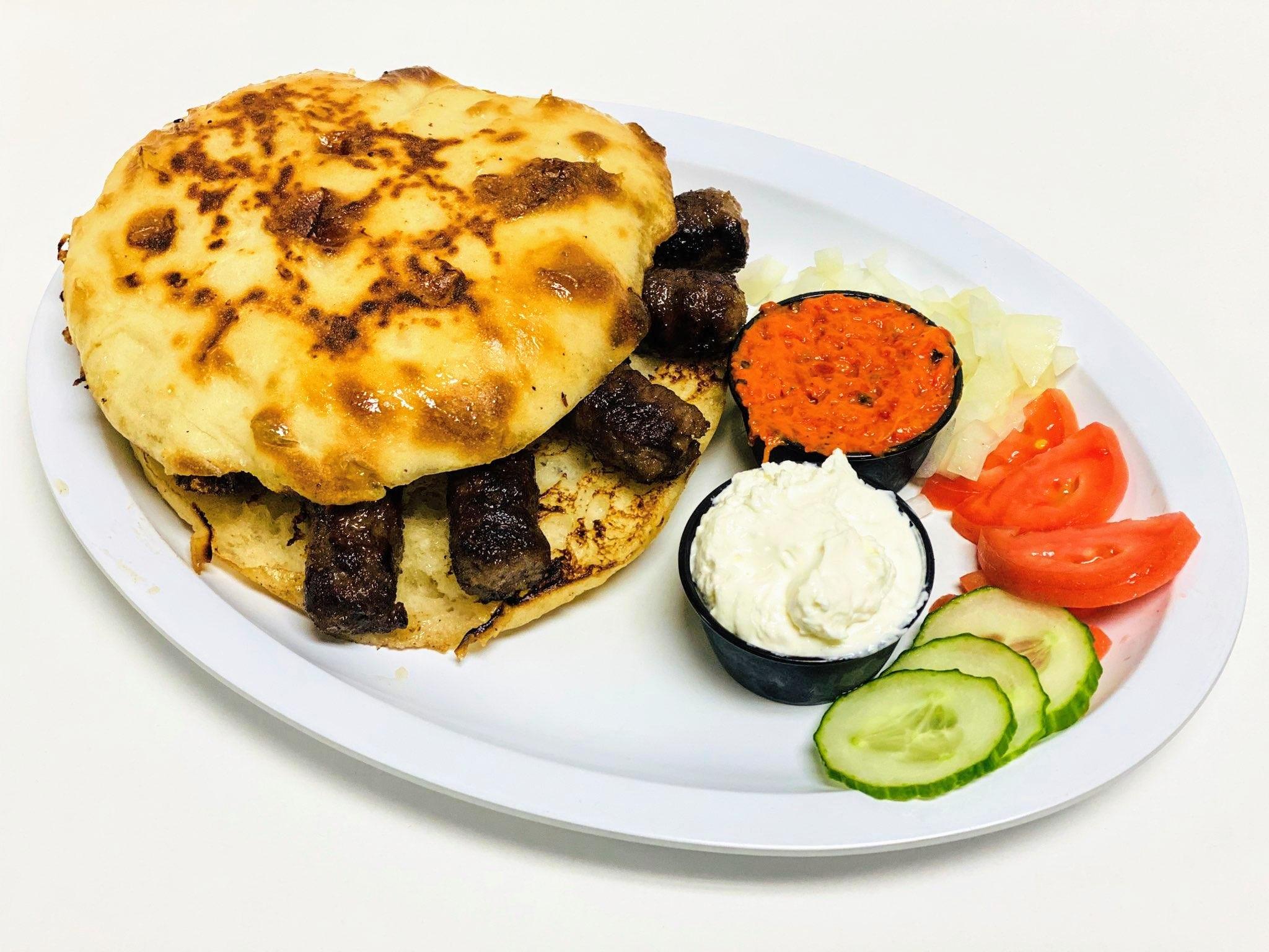 Chevapi (Bosnian Kebab)